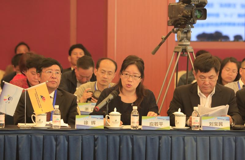 湖南省教育厅代表发言